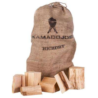 10# Hickory Wood Chunks