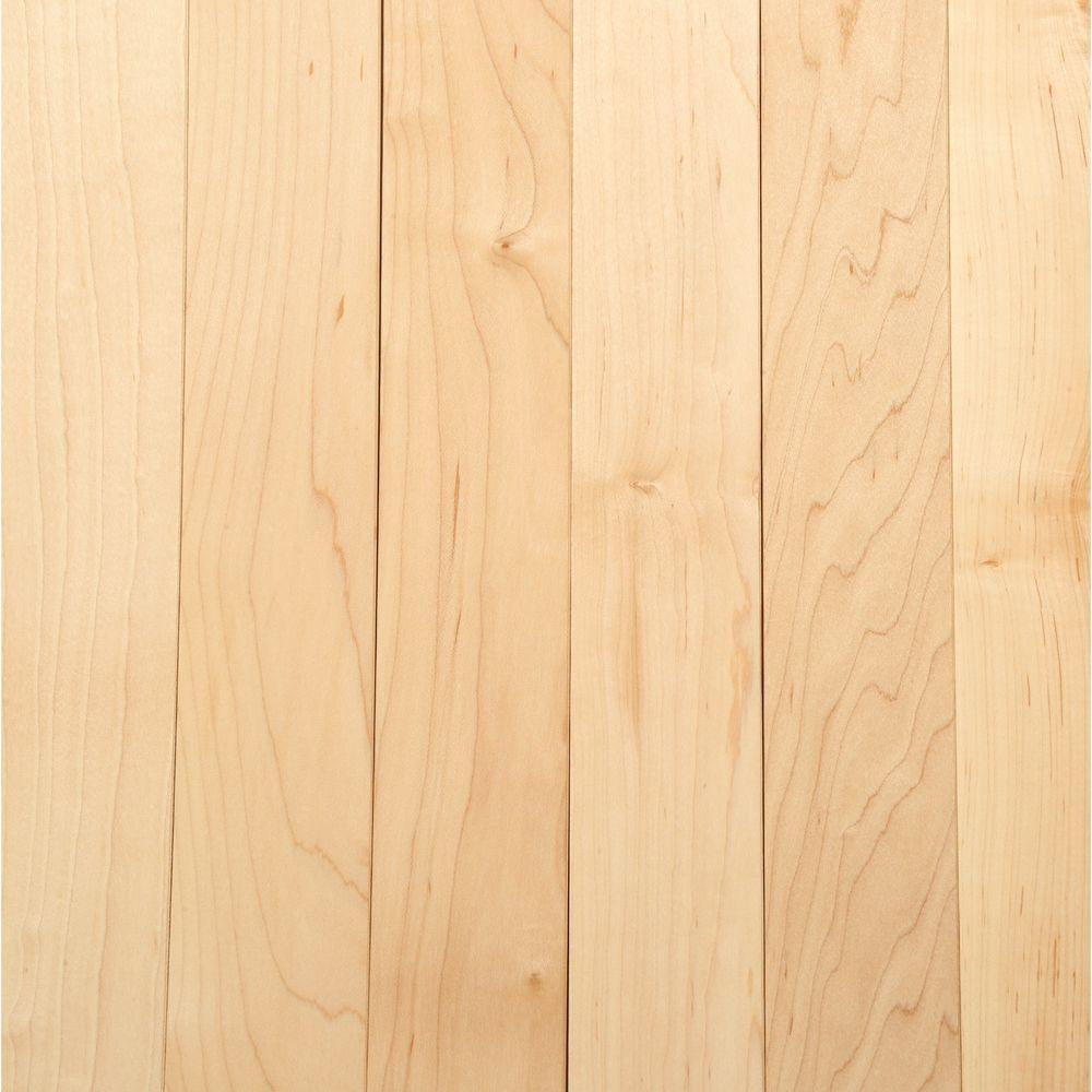 Bruce American Originals Country Natural Maple 3/4 in. T x 2-1/4 in. W x Varying L Solid Hardwood Flooring (20 sq. ft. /case)