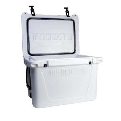 Ranger Series 45 Qt. Chest Cooler in White