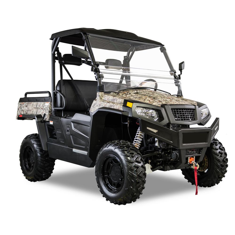 Vector 700 4WD 700cc UTV in Camo
