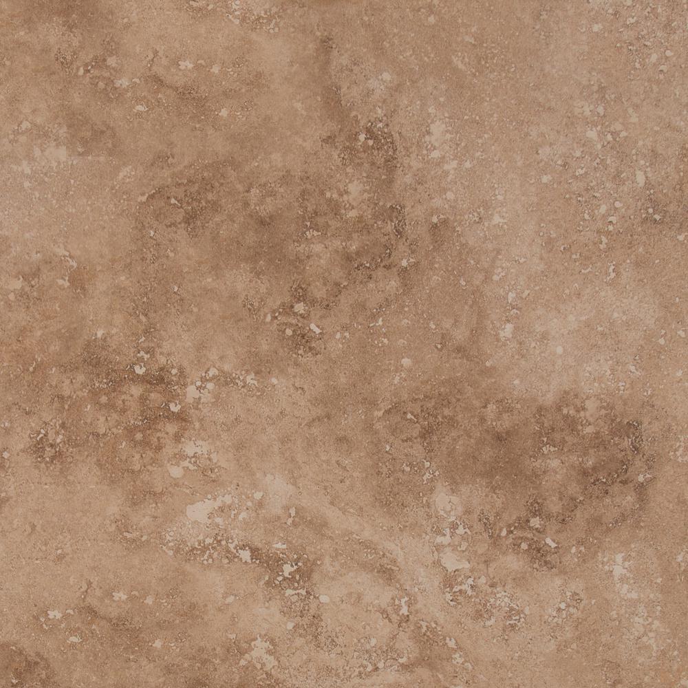 Msi Roman Noce 18 In X 18 In Glazed Ceramic Floor And Wall Tile