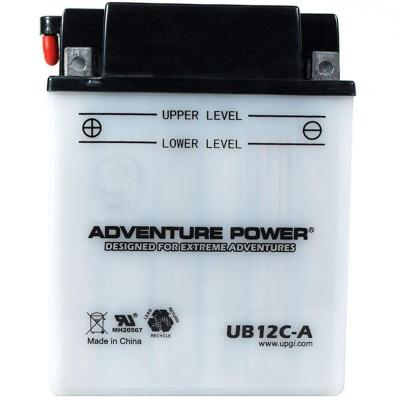 High Performance Conventional 12-Volt 12 Ah D Terminal Battery