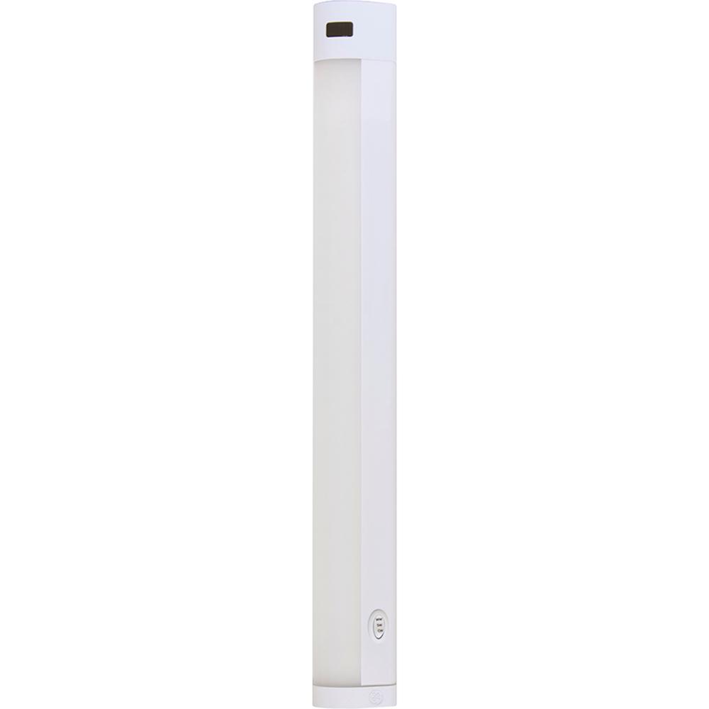 24 Led Under Cabinet Strip Light: GE 24 In. LED Light Temperature Adjustable, Motion-Sensing
