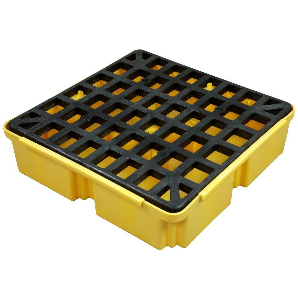 1-Drum Modular Spill Containment Platform
