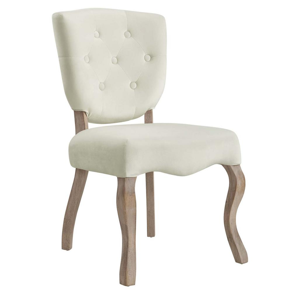Array Ivory Vintage French Dining Side Chair