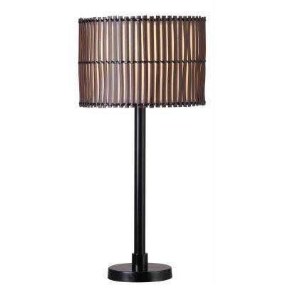 Bronze Outdoor Table Lamp