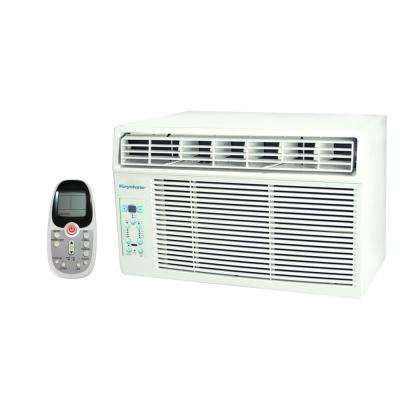 10,000 BTU 115-Volt Window-Mounted Air Conditioner with Follow Me LCD Remote Control, ENERGY STAR