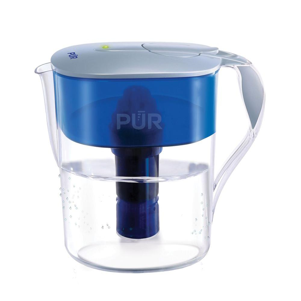 11-Cup Pitcher with LED Indicator