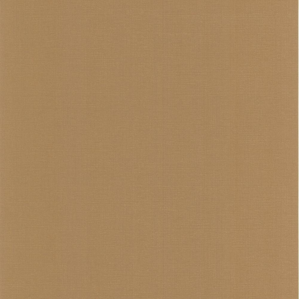 null 56 sq. ft. Elsinore Brass Texture Wallpaper