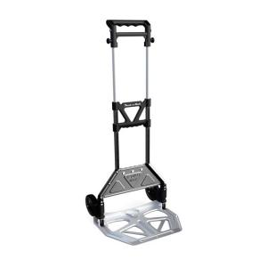 OLYMPIA Pack-N-Roll 150 lb. Heavy Duty Folding Hand Truck with Load Support and Steel Toe Plate by OLYMPIA