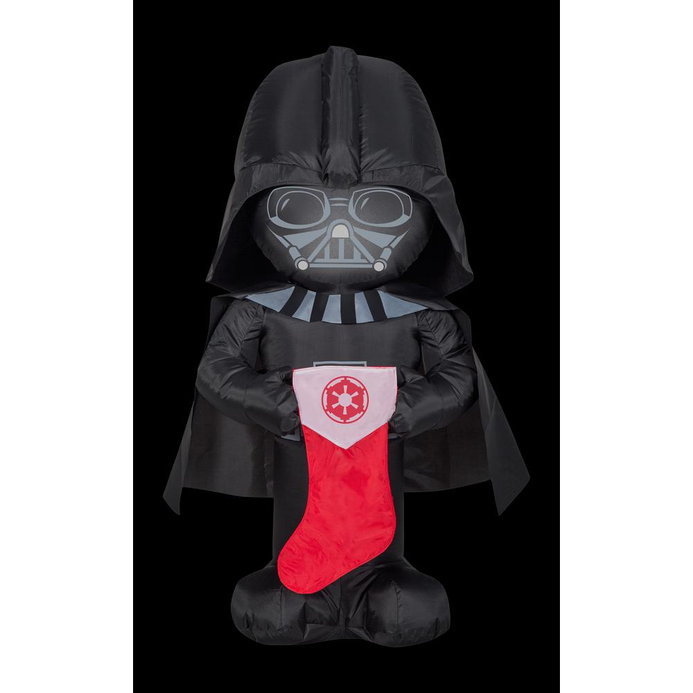 Star Wars Outdoor Christmas Decorations  from images.homedepot-static.com