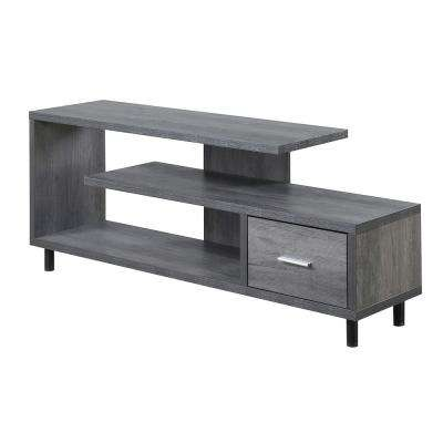 Seal II Weathered Gray 60 in. TV Stand