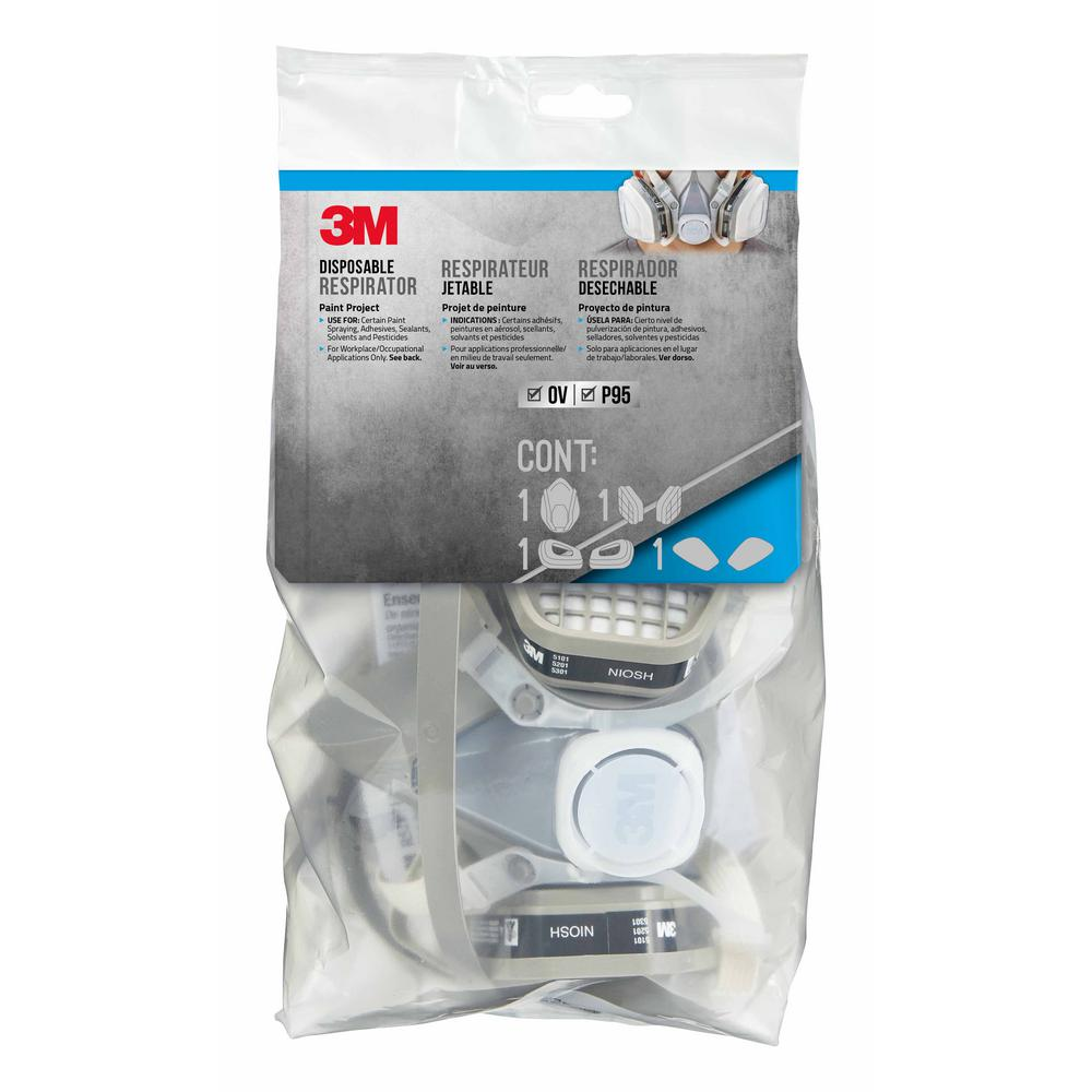 3m disposable mask earloop