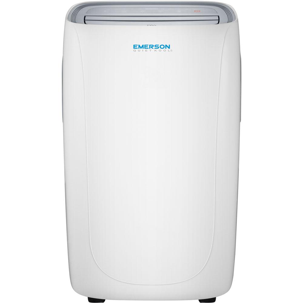 Emerson Quiet Kool 14000 BTU Portable Air Conditioner with Remote Control  for Rooms up to 550 sq  ft