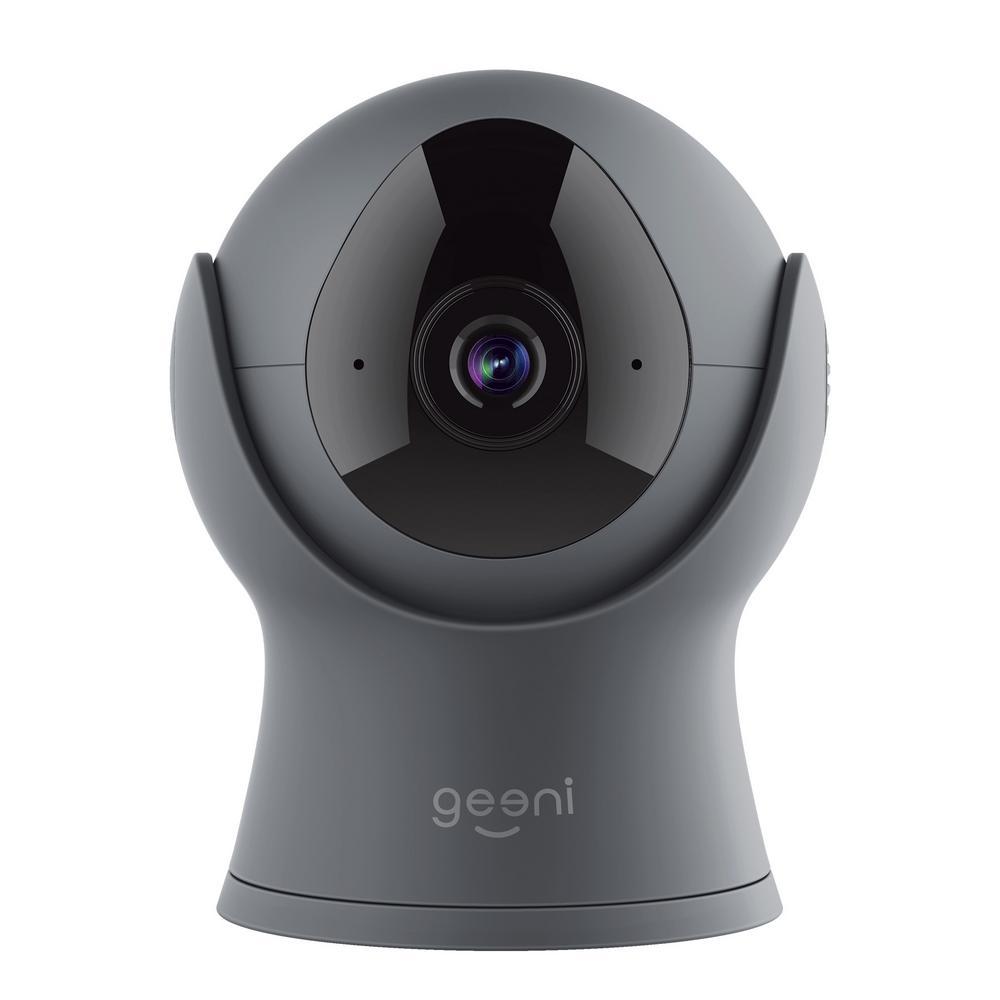 VISION 720p Smart Wi-Fi Security Camera HD, Gray