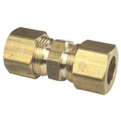 1/2 in. x 3/8 in. Lead Free Brass Reducing Union