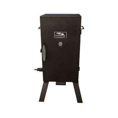 30 in. Electric Analog Smoker