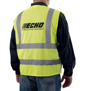 Click here to buy ECHO XL Safety Vest by ECHO.