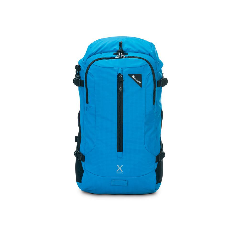 Pacsafe Venturesafe 19 in. Blue Backpack with Laptop Comp...