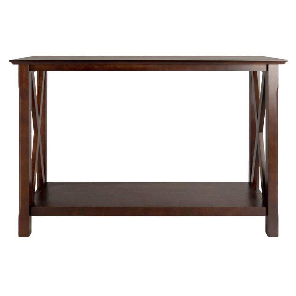 Xola Cappuccino Console Table