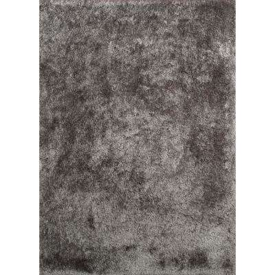 Bliss Mira Grey 5 ft. x 7 ft. Area Rug