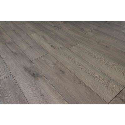 Selborne Oak 12mm Thick x 8.03 in. Wide x 47.64 in. Length Laminate Flooring (15.94 sq. ft. / case)