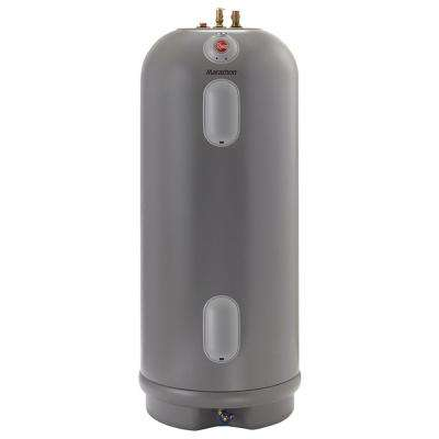 Commercial Marathon 85 Gal. Lifetime 4500/4500-Watt Non-Metallic Electric Tank Water Heater