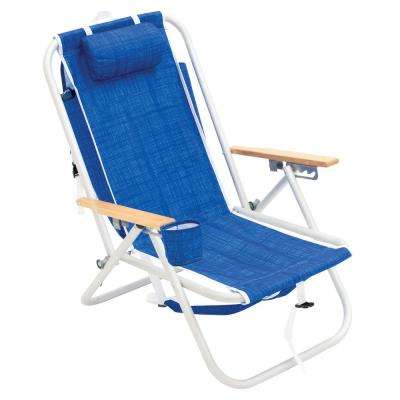 Remarkable 4 Position Aluminum Backpack Beach Chair Beatyapartments Chair Design Images Beatyapartmentscom