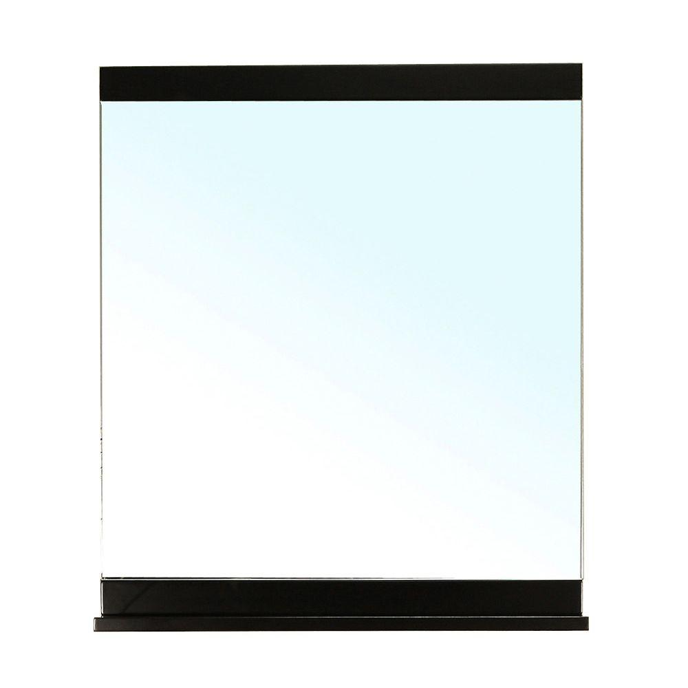 Black - Mirrors - Wall Decor - The Home Depot
