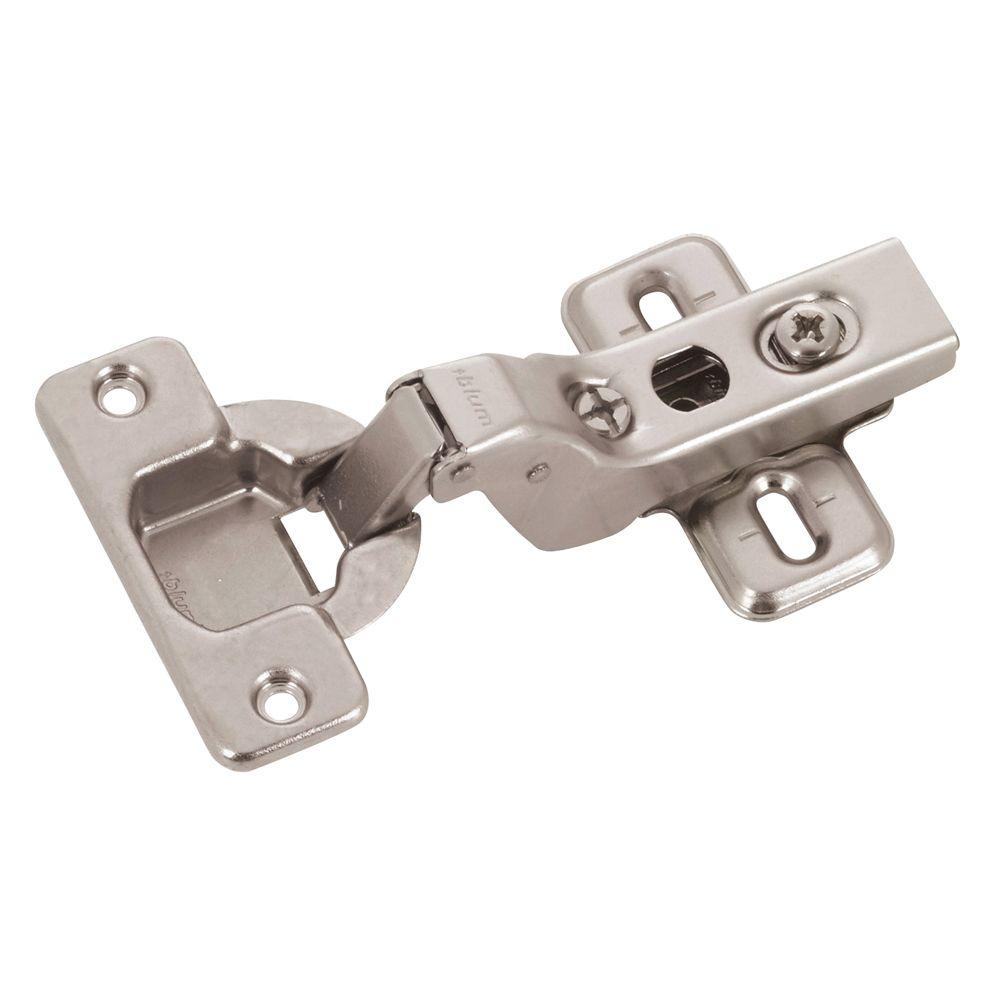 Richelieu Hardware Full Inset Frameless Cabinet Hinge 2 Pack