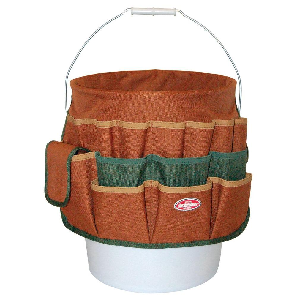 Bucket Boss 44 Pocket Bucket Tool Organizer