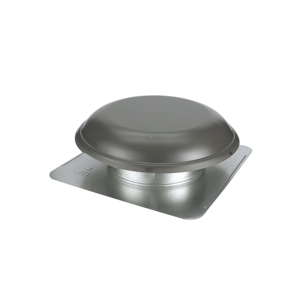 Air Vent 1500 Cfm Weatherwood High Efficiency Power Roof