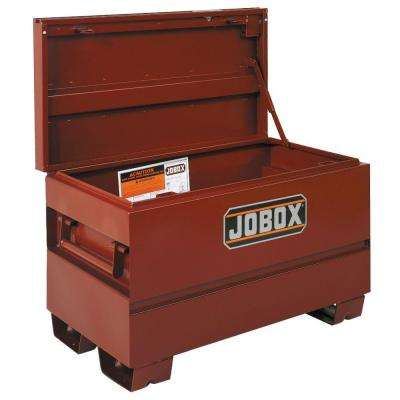 48 in. Long Heavy-Duty Steel Chest with Site-Vault Security System
