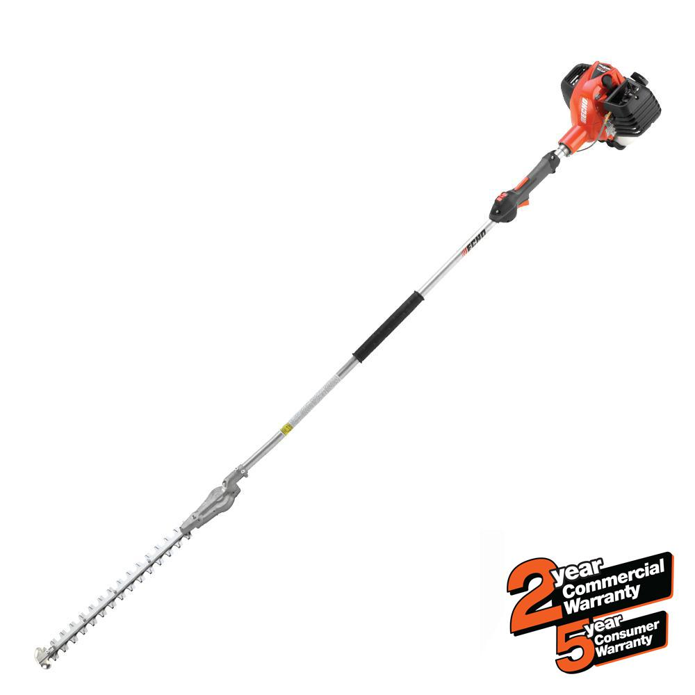 21 in. 25.4cc Gas 2-Stroke Cycle Hedge Trimmer