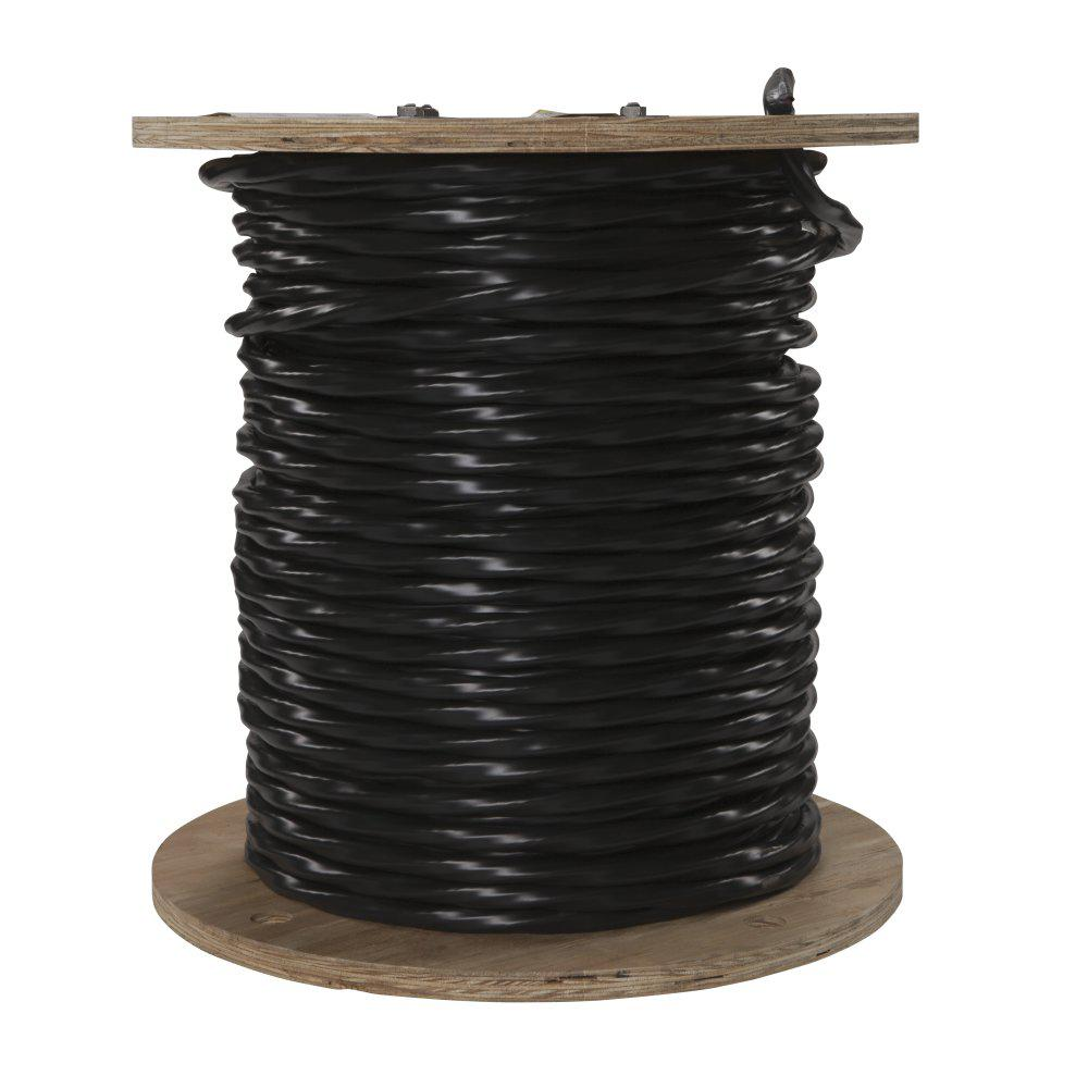 Southwire 500 ft. 4/3 Stranded Romex SIMpull CU NM-B W/G Wire