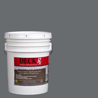 Deck Rx 5 gal. Gray Wood and Concrete Exterior Resurfacer