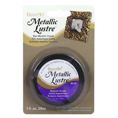 Metallic Lustre 1 oz. Majestic Purple
