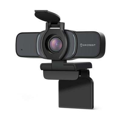 ProHD 1080P Wired Webcam with Privacy Cover, USB Webcam for Live Streaming, Desktop and Laptop Webcam, Built-in Mic