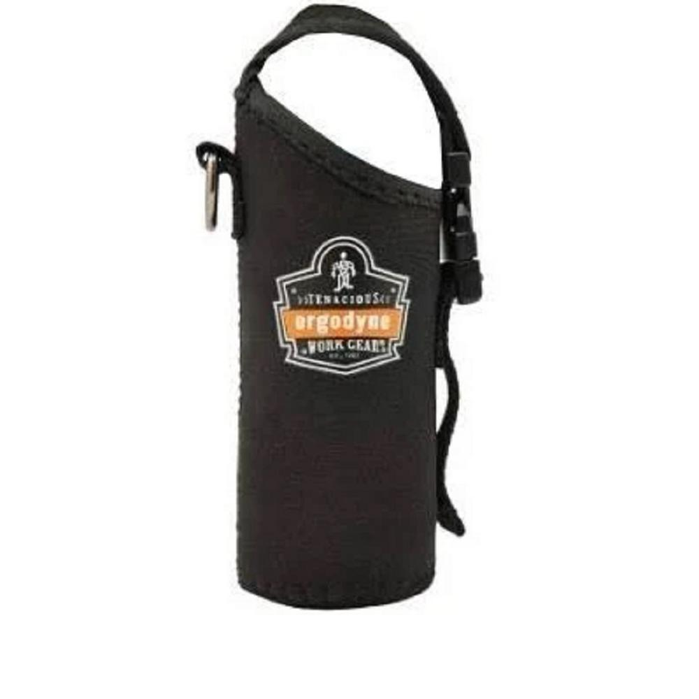 Ergodyne Ergodyne Squids 3775 Black Can/Bottle Holder and Trap