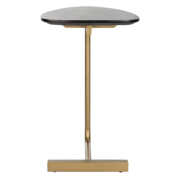 Safavieh Kaiya Black/Gold End Table ACC3703A