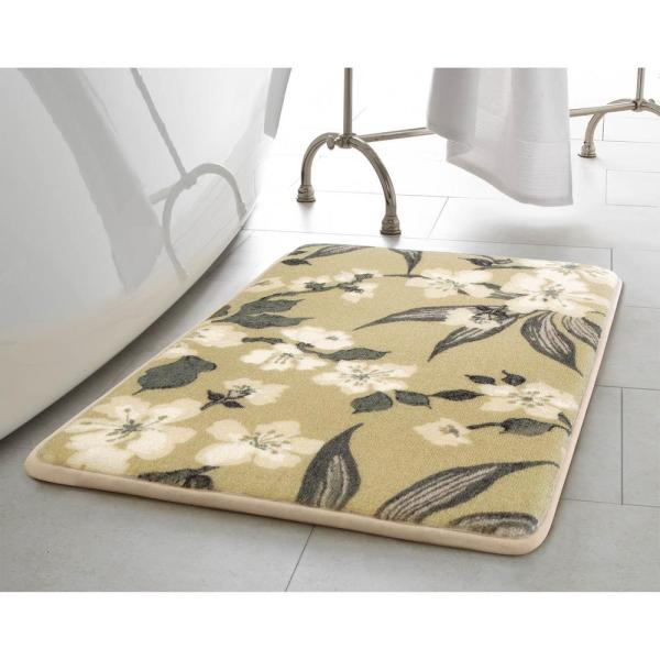Laura Ashley Madeline Taupe 2 Ft X 4