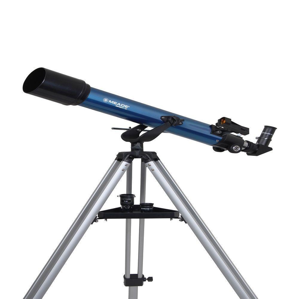 Meade 70 Mm Infinity Refractor Series Telescope 209003