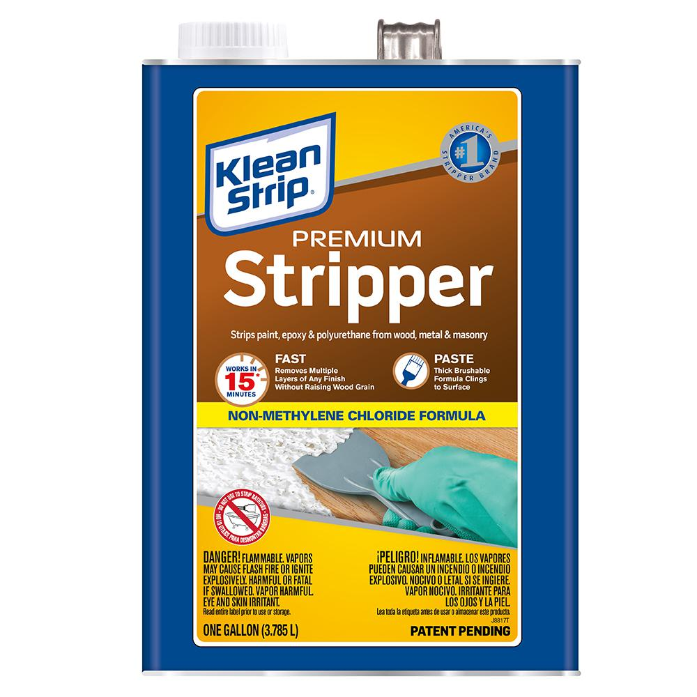Klean-Strip 1 gal  Premium Paint Remover and Stripper
