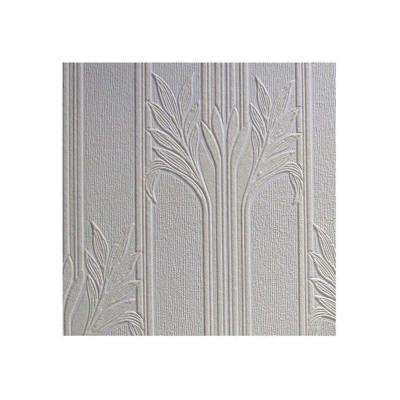 Wildacre Paintable Textured Vinyl Wallpaper Sample