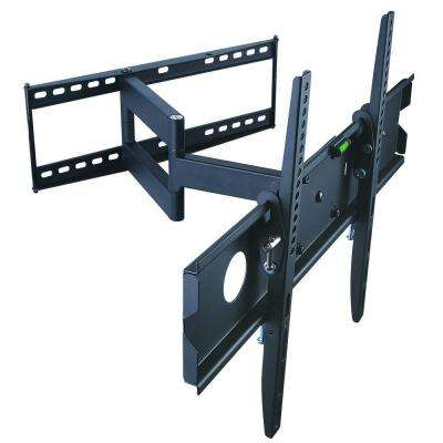 TygerClaw Full Motion Wall Mount for 32 in. - 63 in. Flat Panel TV
