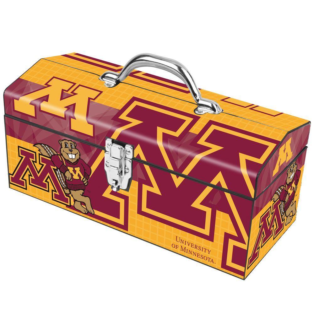16 in. University of Minnesota Art Tool Box