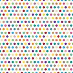 18.2 in. x 36.4 in. Colorful Pois Peel and Stick Foam Tile Wall Decal