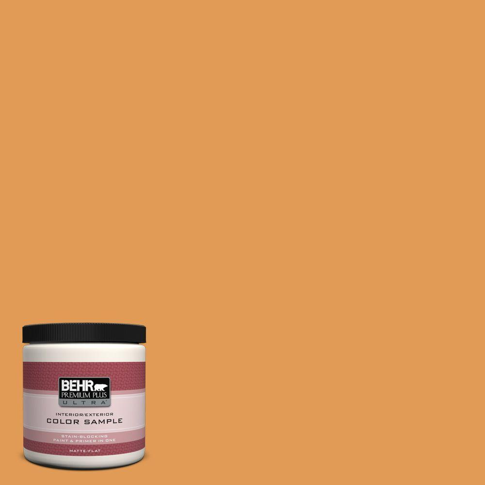 8 oz. #290D-5 Apple Crisp Interior/Exterior Paint Sample