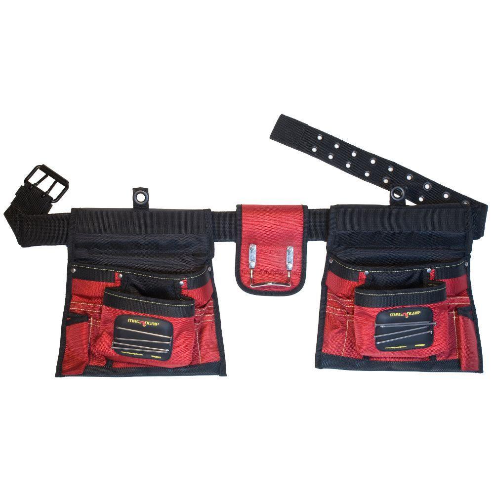 MagnoGrip Magnetic Builder's Tool Belt
