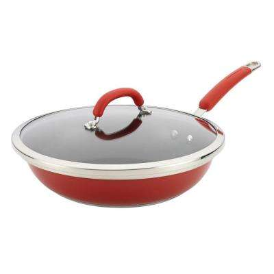 Stainless Steel Skillet with Lid